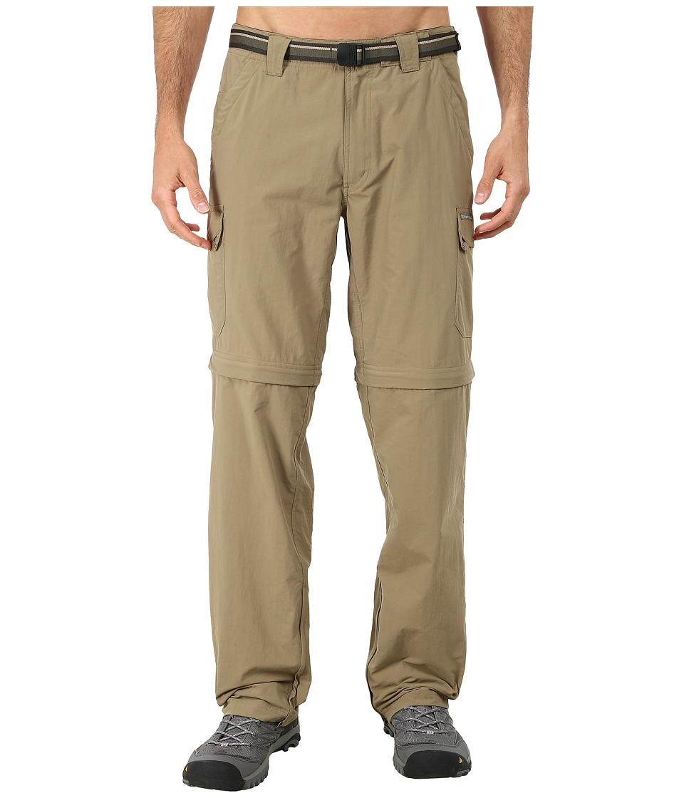 ExOfficio Amphi Convertible Pant Walnut Mens Casual Pants