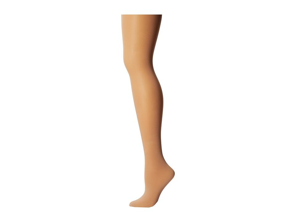 Bloch - Footed Tight (Light Tan) Hose