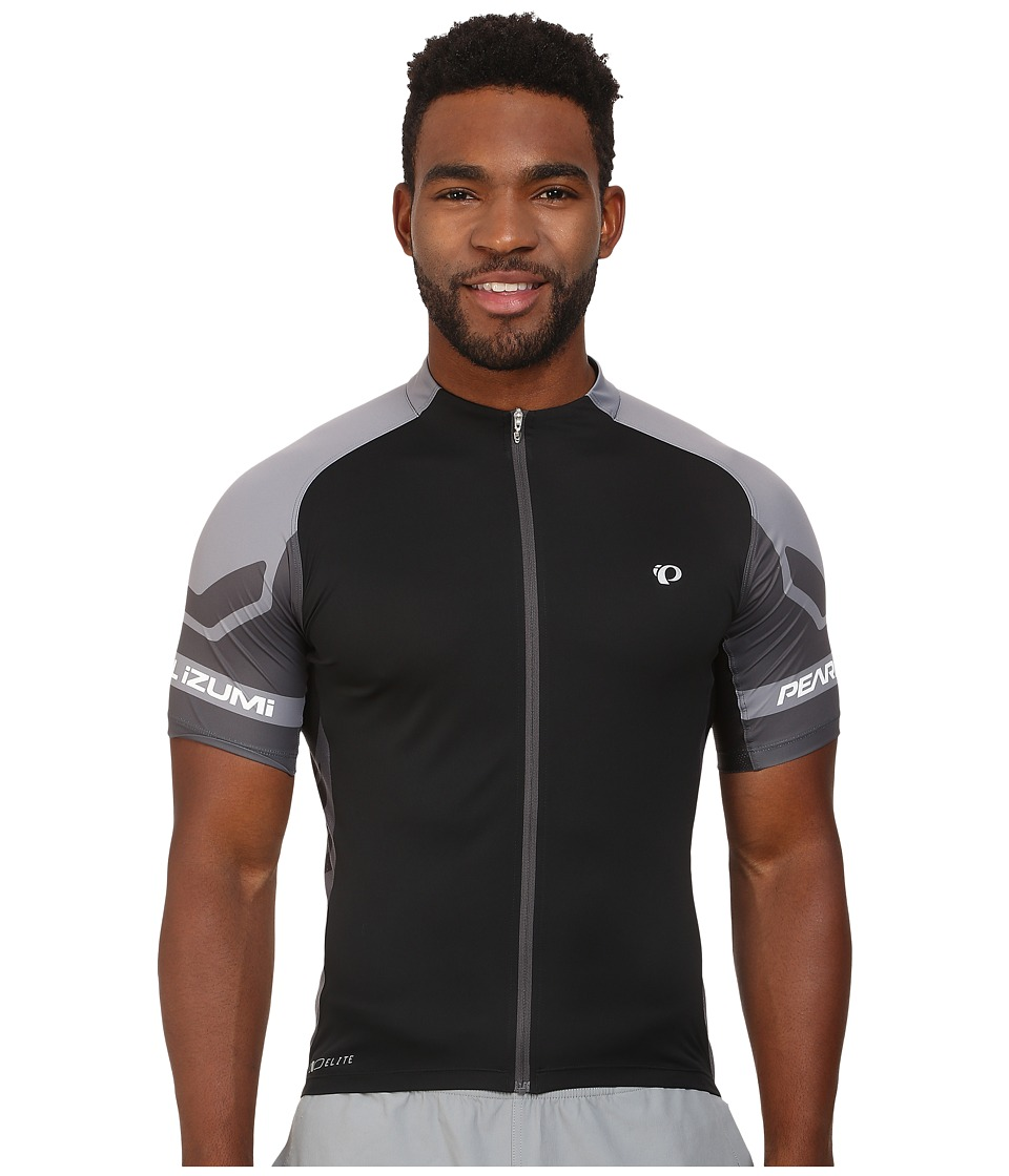 Pearl Izumi - ELITE Jersey (Black/Shadow Grey) Men