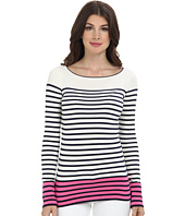 Lilly Pulitzer - Maria Boatneck Striped Sweater