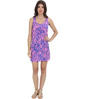 Lilly Pulitzer - Betty Silk Racerback Dress