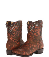 Stetson - Metallic Splatter Round Toe Ankle Boot