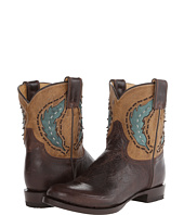 Stetson - Cutout Round Toe Ankle Boot