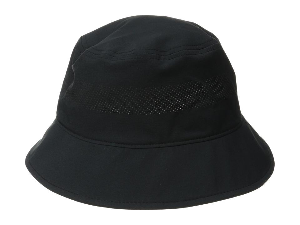 Columbia Silver Ridge Bucket Black Caps