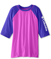 Columbia Kids - Mini Breaker™ II S/S Sunguard Top (Little Kids/Big Kids)