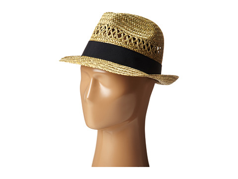 Columbia Sun Drifter™ Straw Hat - Natural/Black Solid