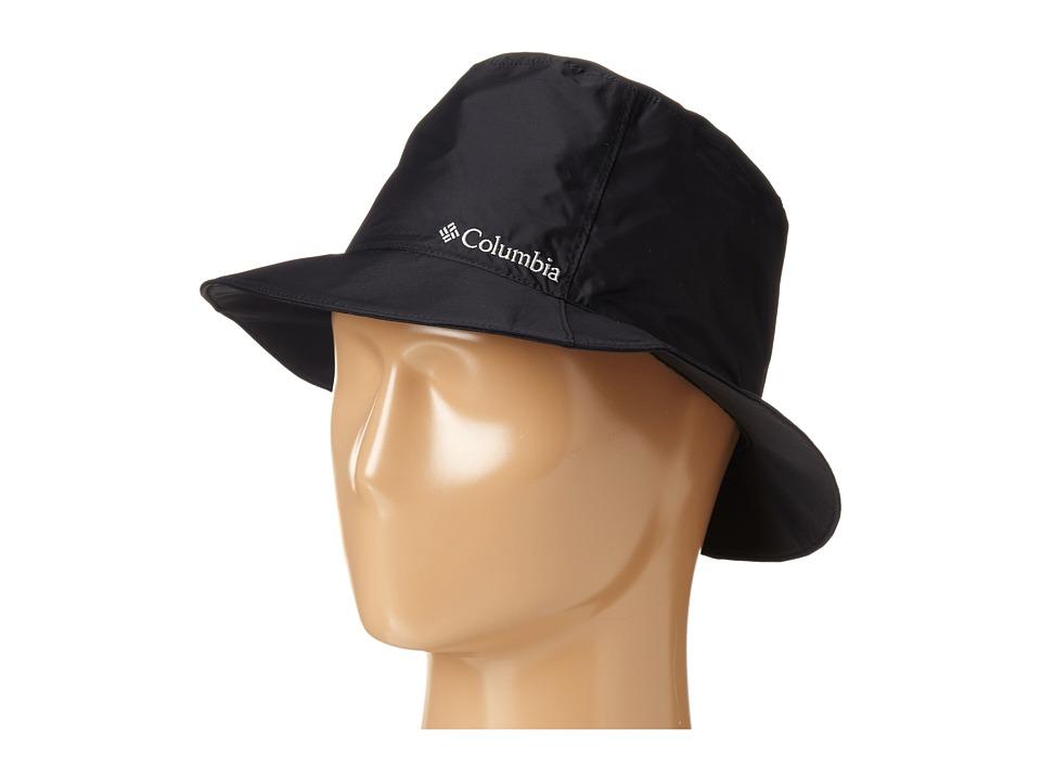Columbia Arcadia Bucket Black/Black Bucket Caps