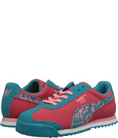 Puma Kids - Roma Splatter Jr (Little Kid/Big Kid)