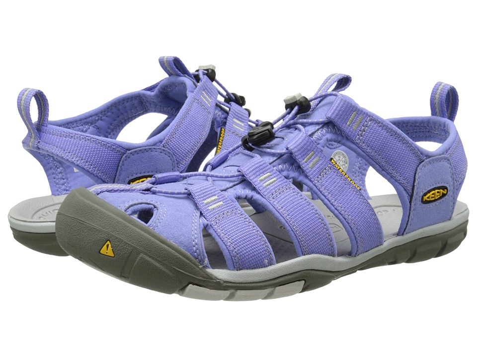 Keen - Clearwater CNX (Periwinkle/Vapor) Women's Shoes