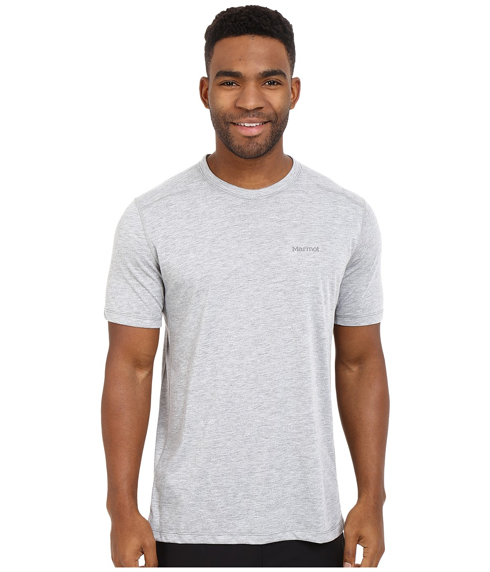 Marmot - Vance S/S (Steel Heather) Men