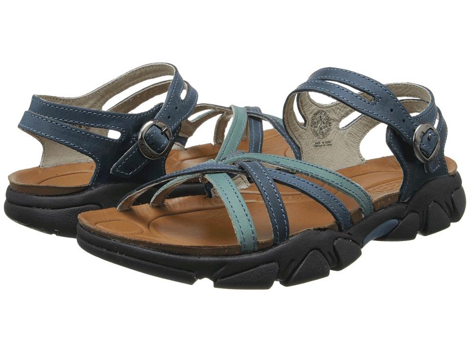 Keen - Naples II (Indian Teal) Women's Sandals