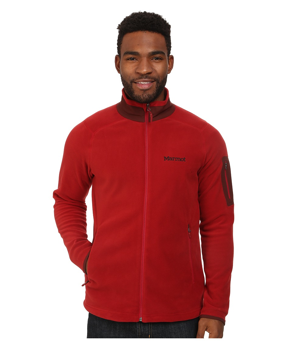 Marmot Reactor Jacket Dark Crimson Mens Jacket
