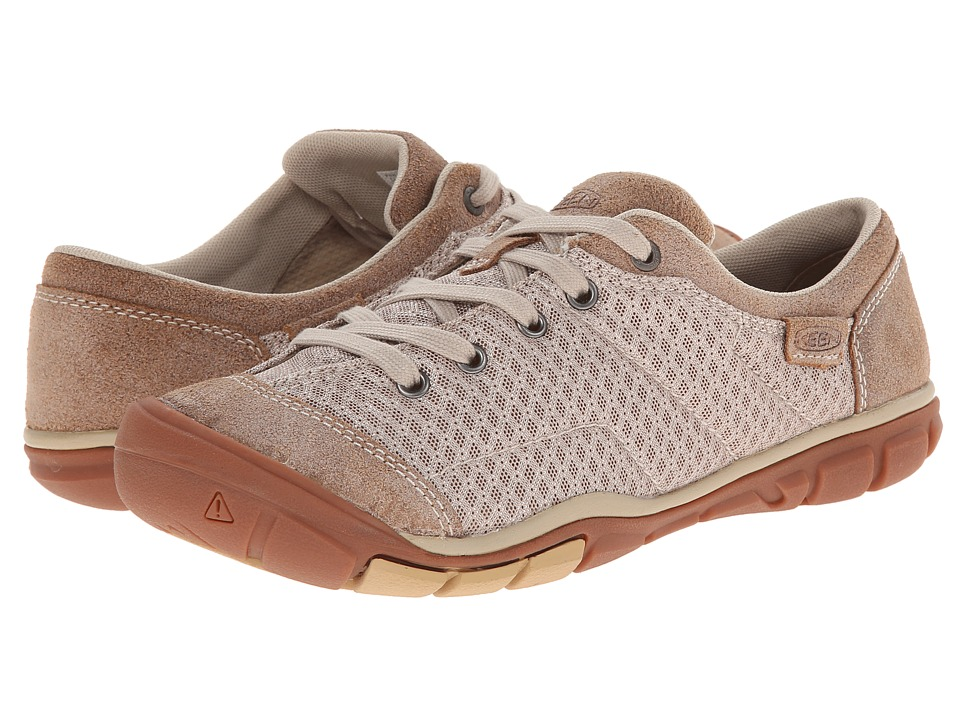 Keen - Mercer Lace II CNX (Latte) Women