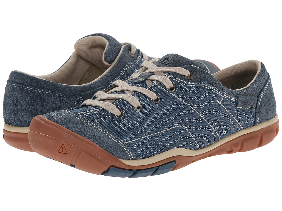 Keen - Mercer Lace II CNX (Indian Teal) Women