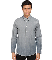 Marc Jacobs - Slim Fit Sunbleached Chambray L/S Button Up