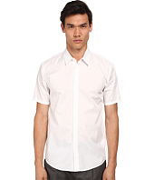 Marc Jacobs - Slim Fit Comfort Poplin S/S Button Up