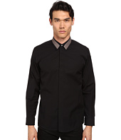 Marc Jacobs - Slim Fit Comfort Poplin Button Up