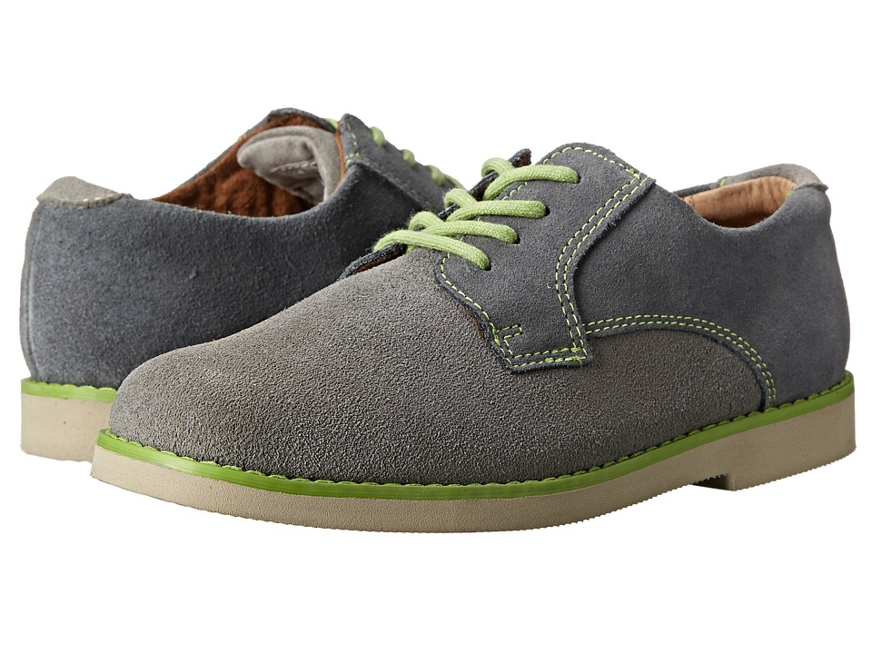 Florsheim Kids - Kearny Jr. (Toddler/Little Kid/Big Kid) (Light Gray Multi) Boys Shoes