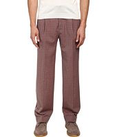 Marc Jacobs - Textured Tom Check Cuffed Pant