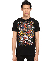 Marc Jacobs - Regular Fit Graphic Print Summer Jersey Tee