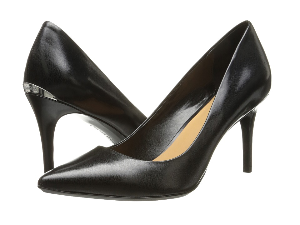 Calvin Klein Gayle Pump (Black) High Heels