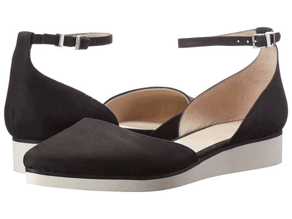 Calvin Klein Evonna (Black) Women's Wedge Shoes
