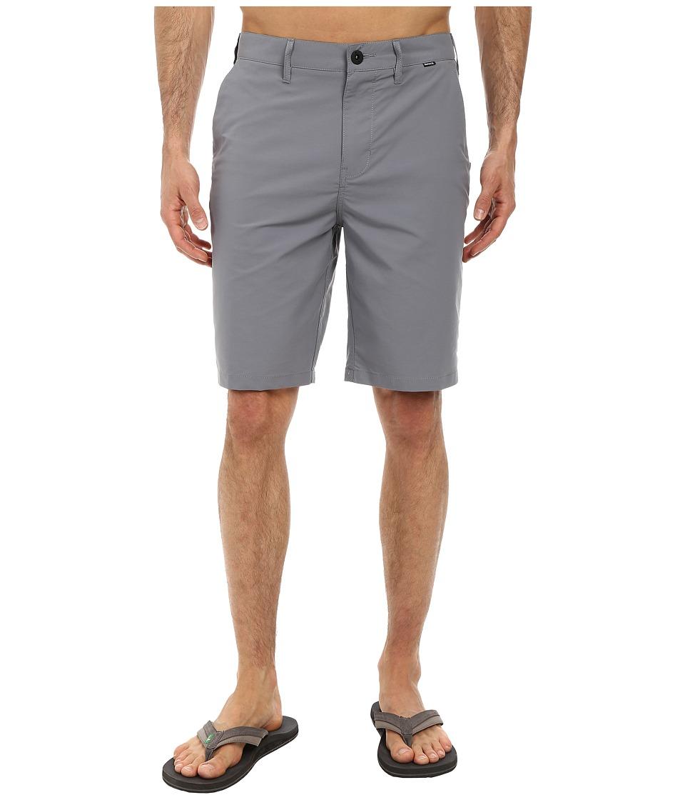Hurley Dri-FIT Chino Walkshort (Cool Grey) Men