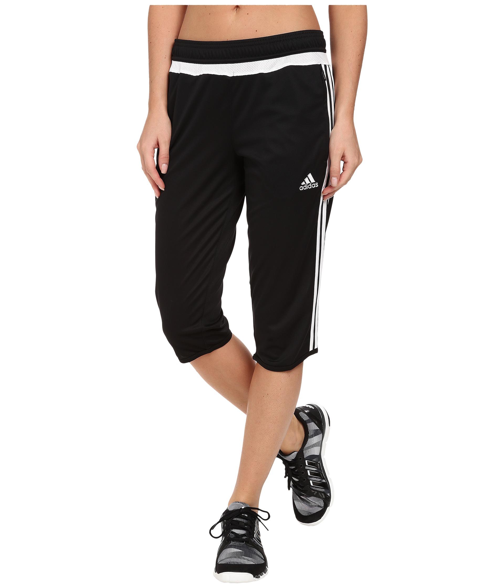 3 4 adidas shorts