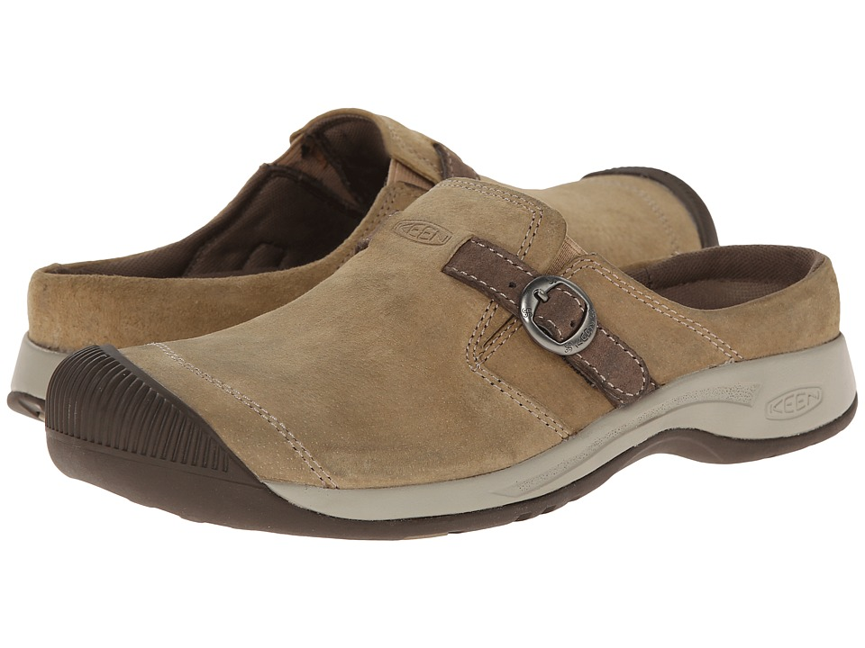 Keen - Reisen Clog (Kelp) Women's Clog Shoes