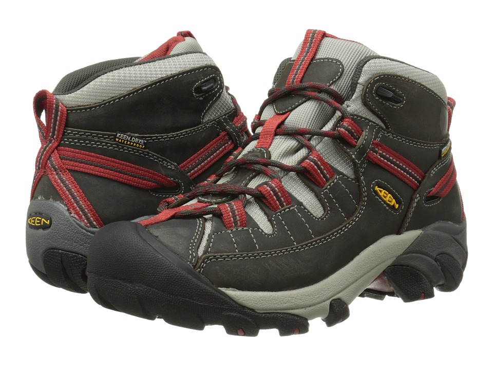 Keen Targhee II Mid (Raven/Bossa Nova) Women's Hiking Boots