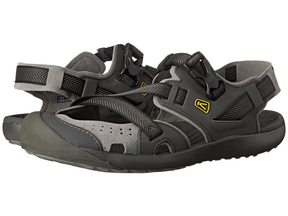Keen - Zambezi (Raven/Gargoyle) Men's Shoes
