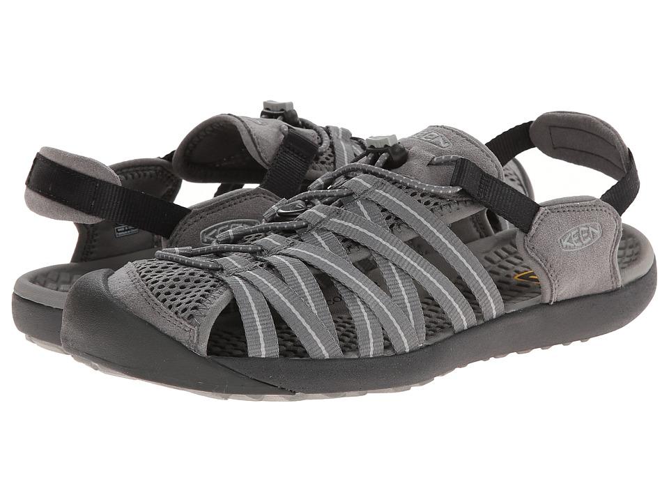 Keen - Kuta (Gargoyle/Neutral Gray) Men's Shoes