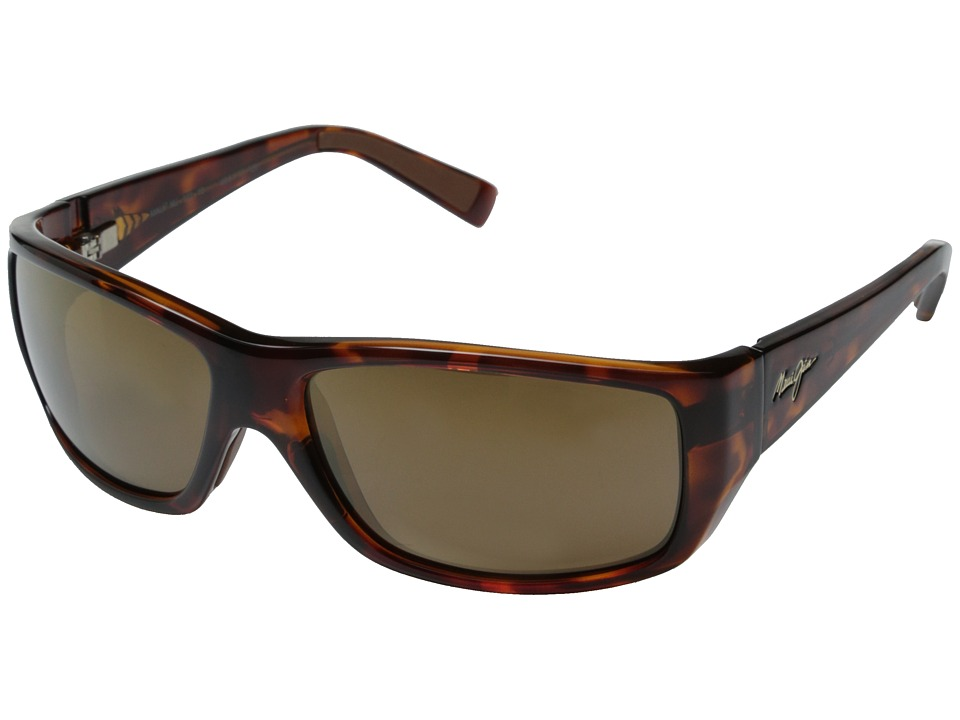 Maui Jim Wassup Tortoise/HCL Bronze Fashion Sunglasses