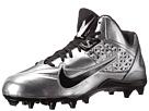 Nike Speedlax 4 (Metallic Silver/Black)