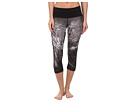 adidas Performer Mid-Rise Three-Quarter Tight City Print