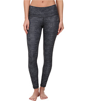 adidas - Performer Mid-Rise Long Tight - Static Print
