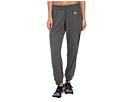 adidas 2Love 7/8 Pant (Dark Grey Heather/Dark Grey/Matte Silver)