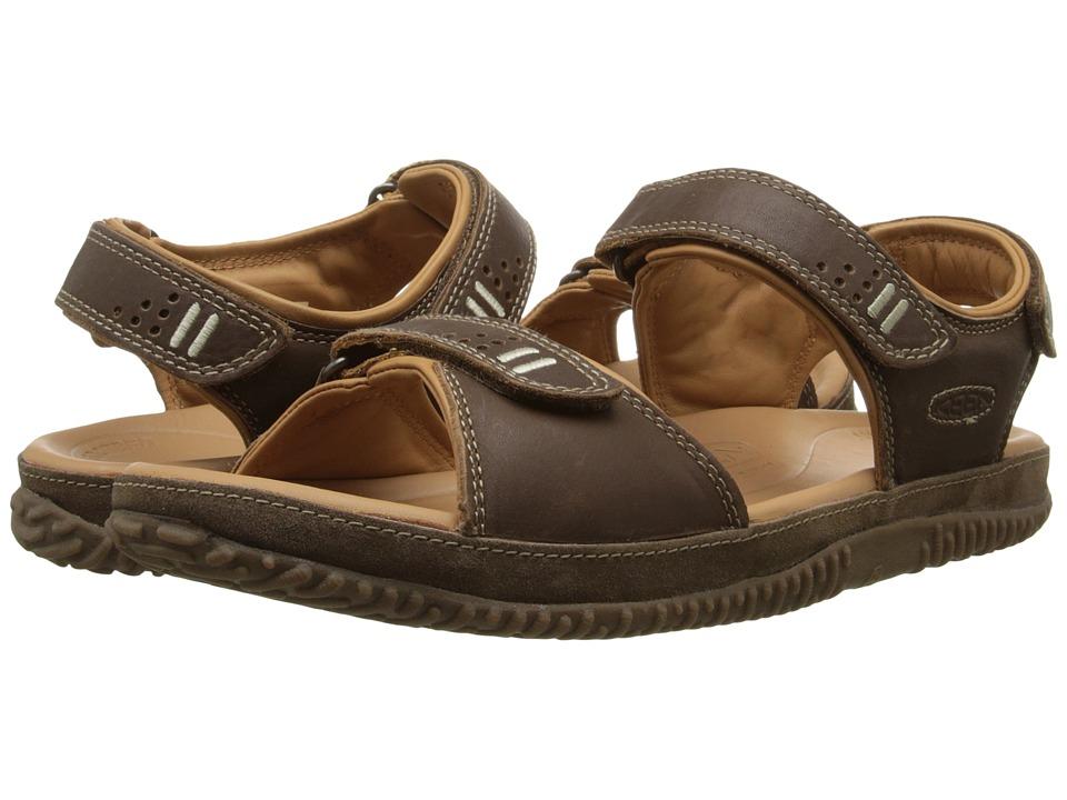 Keen - Hilo Sandal (Dark Earth) Men's Sandals