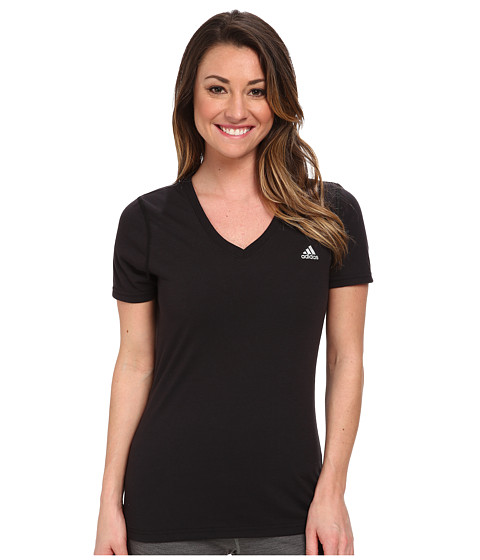 adidas Ultimate S/S V-Neck Tee