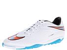 Nike Hypervenom Phelon TF (White/Total Crimson/Blue Lagoon)