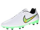 Nike Magista Onda FG (White/Black/Total Orange/Poison Green)