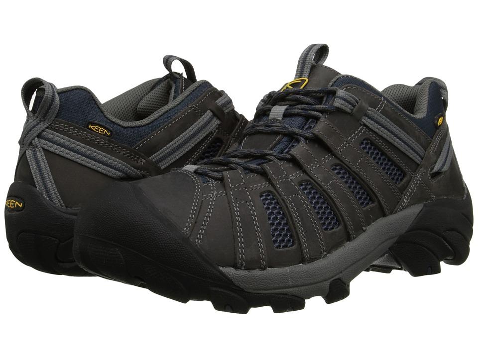 Keen - Voyageur (Midnight Navy/Gargoyle) Mens Shoes