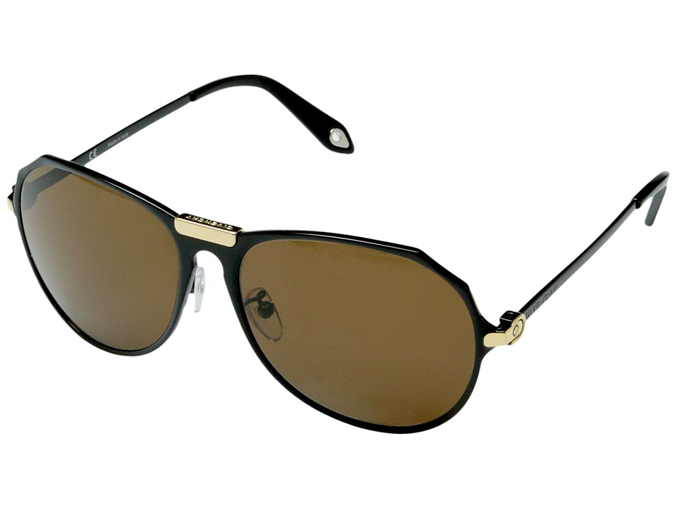 Givenchy SGV A11 Black Gold/Brown Fashion Sunglasses