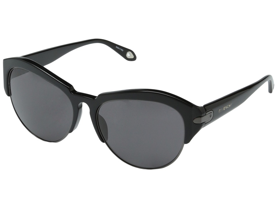 Givenchy SGV 881 Black Gun/Grey Fashion Sunglasses
