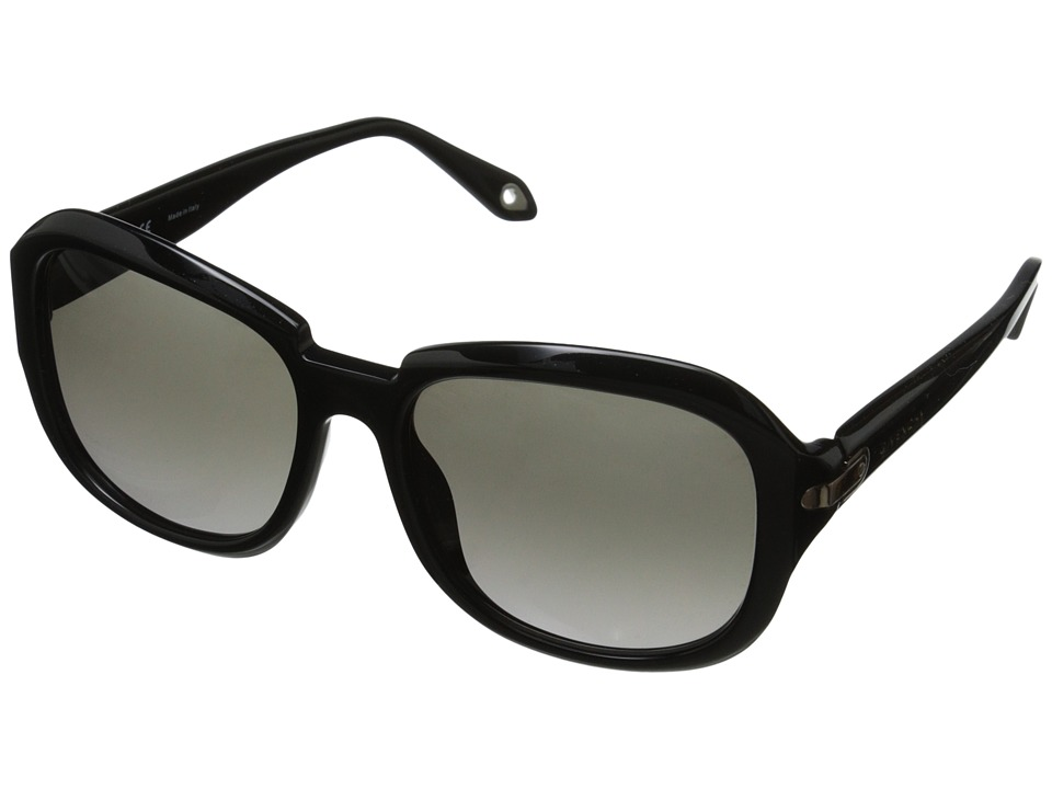 Givenchy SGV 884 Black Gold/Gradient Grey Fashion Sunglasses