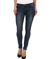 Blank NYC - Two-Tone Spray-On Skinny in Blue & Black