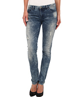 Blank NYC - Skinny Classique w/ Rips in Denim Blue