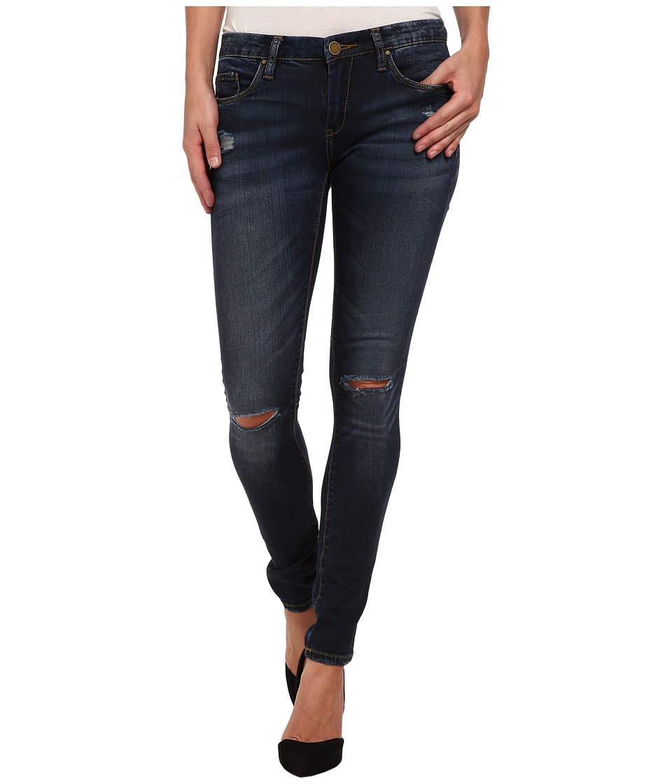 Blank NYC Denim Blue Skinny w/ Rip (Pros and Ex Cons) Women