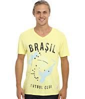 KINETIX - Brasil V-Neck T-Shirt
