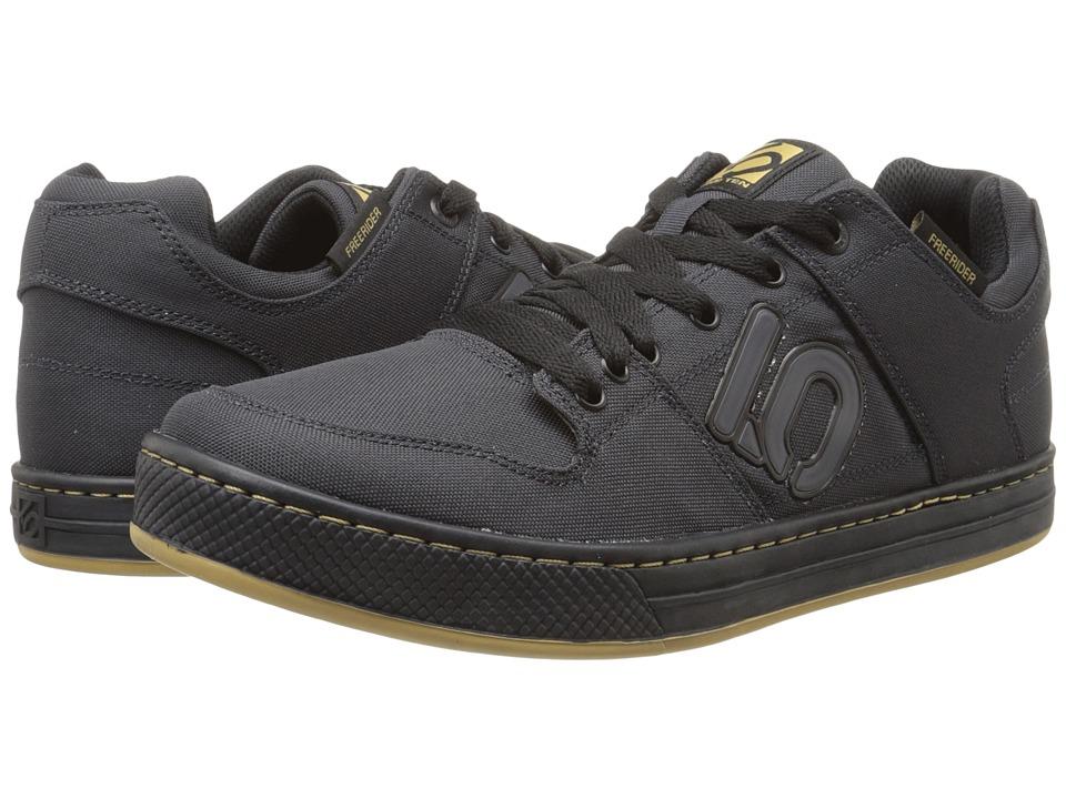 Five Ten Freerider Canvas (Dark Grey/Khaki) Men's Shoes